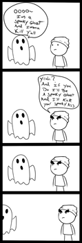 Spooky Ghost Logic by Reliusmax