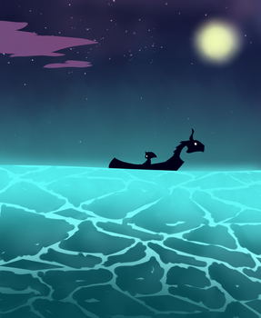 Calm by FlameBrandt