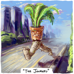 'The Journey' by ManMadeOfGold