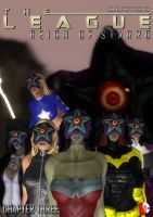 The League: Reign of Starro #3 by comicaptor2017