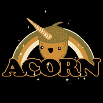 Acorn by HillaryWhiteRabbit