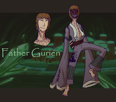 Father Gurien by Raybucho