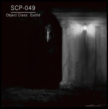 SCP-049 by cinemamind