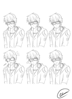 707 Sketches lol IDk ,,, by TrainerAshandRed35
