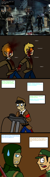 Five Nights with Zombies Pt. 1 by icefir