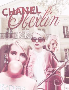 Picspam - Chanel Oberlin, Scream Queens by aranellenolwe