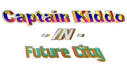 Captain Kiddo in Future City - Episode 2 by LevelInfinitum