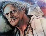 Christopher Lloyd - DCC 2015 by Shinjuchan