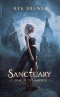 Book Cover II -  Sanctuary by MirellaSantana