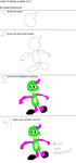 HOW TO DRAW LIKE by SonicLover1523