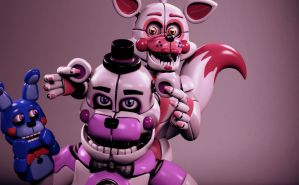 Funtime 3 (SFM FNAF) by TheSitciXD