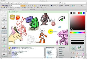 Iscribble by stepcode1994