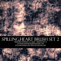 Murder Without a Cause Brushs by spilling-heart