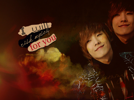 Lee Joon wallpaper by xCaro-chan