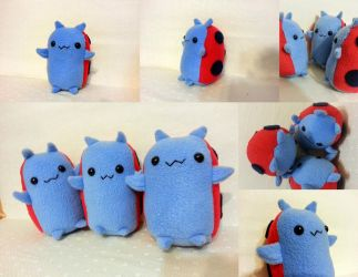 Catbugs by Jonisey