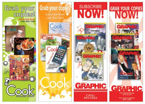 Pull-up Banners by cisangeles
