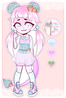 [Adopts]: Strawberry Milk by SimplyDefault