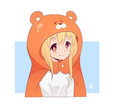Umaru-chan by Louistrations