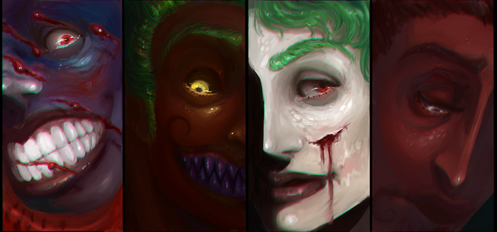Blood Bound Brothers by TheWickedWordsmith