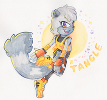 Ready to Tangle by Amalika
