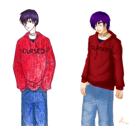 Julian-Then and Now by Darkmirror