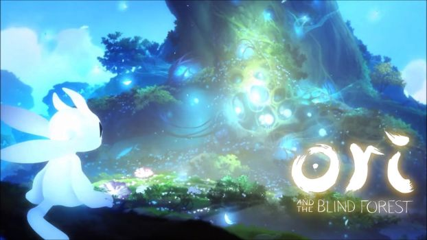 Ori and the blind forest wallpaper by doraemonbasil