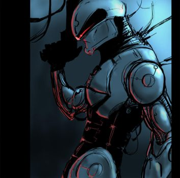 Robocop MY VERSION by TheBabman