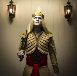 Nuada - Hellboy 2 Cosplay by Mitternachto