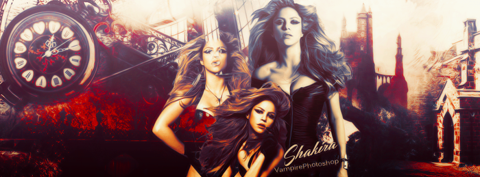 Shakira Facebook  Cover by onedirectionelif