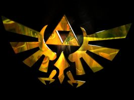 Triforce :'D by ColdLatino