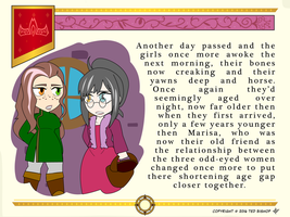 Another Princess Story - Tick Tock by Dragon-FangX