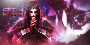 Sith Inquisitor by RITZdesign