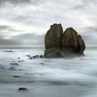 The old  of the Atlantic by ChristineAmat