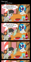 The List by SilverSlinger