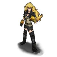 yang xiao long by 123shaneb
