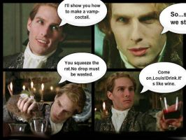 Lestat's recepy for coctails by ITheDisturbedOne