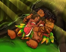 Moana - New Shores - ch15: glade by Odme1