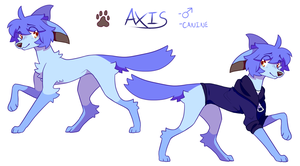 Axis Reference by LucidNaturae