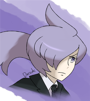 Pokemon Sun and Moon - Anabel by darside34