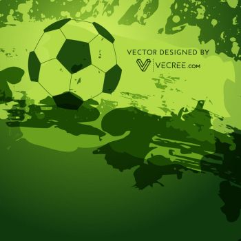 Abstract Football Game Free Vector by vecree