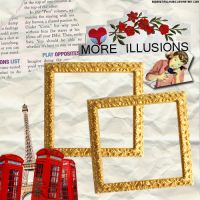 Texture More Illusions by me by sobeautifulmusic