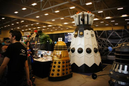 Daleks Galore! by Mad-Whovian-In-A-Box
