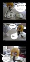 Nendo Comic 40- Something by Sillaque
