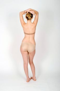 Back Side Reference by Danika-Stock