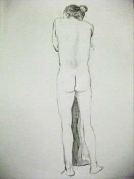 Naked Man by inesmvasconcelos
