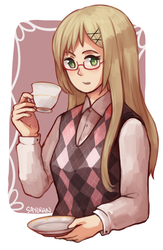 APH - Lady England by say0ran