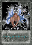 Misty Blue Star Fae Puzzle by skiesofchaos
