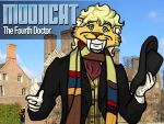 Timey-Wimey Badges- Mooncat! by the-gneech