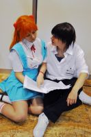 See the book Shinji by ArzakLeonhart