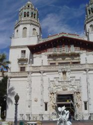 Hearst Castle 2 by StockWolfwood